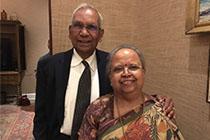 Kanchana Family Pic